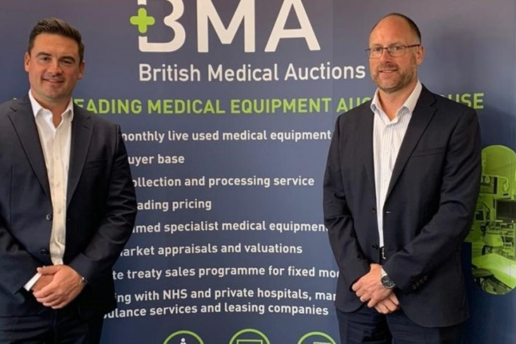 Ian Graves joins the BMA Board Card Image