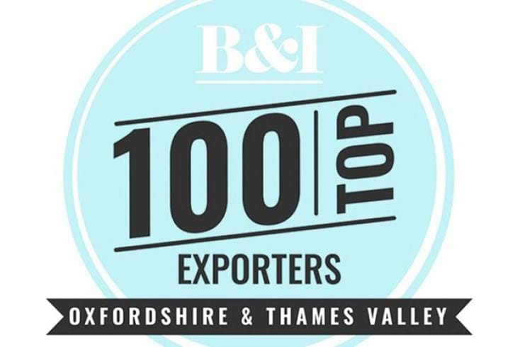 Business & Innovation Magazine, 100 Top Exporters Feature Card Image