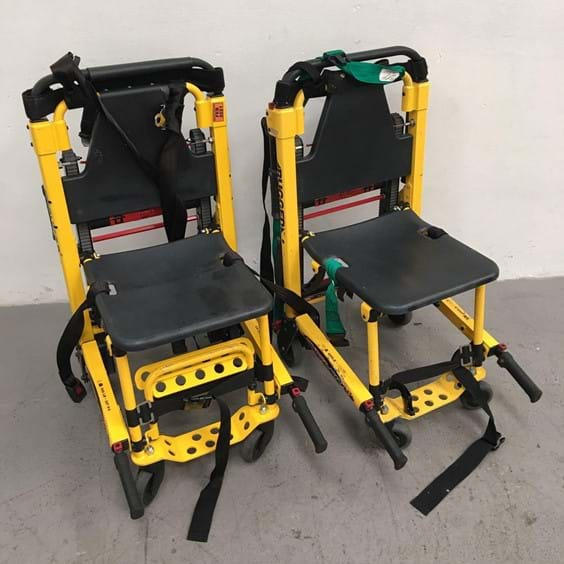 Stryker Stair Pro Model 6252 Evacuation Chairs Image