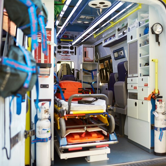 Expert resellers of quality ambulance equipment Image