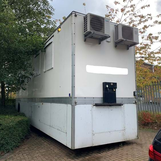 Breast Clinic Mammography Trailer and GE Senographe Essential Mammography System thumbnail image