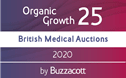 Organic Growth 25 Logo